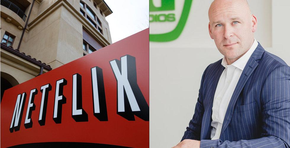 BTI Studios textar dina Netflix-serier – säljs till Altor i jätteaffär