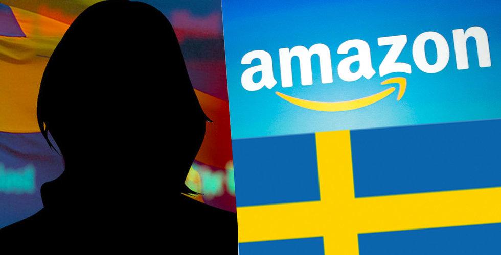 Hon sålde domänen Amazon.se till Amazon – så mycket fick hon