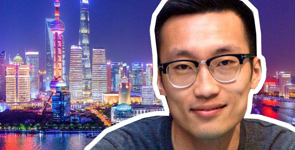 """SaaS-entreprenörernas Kinachans """"Kan bli hur stort som helst"""""""