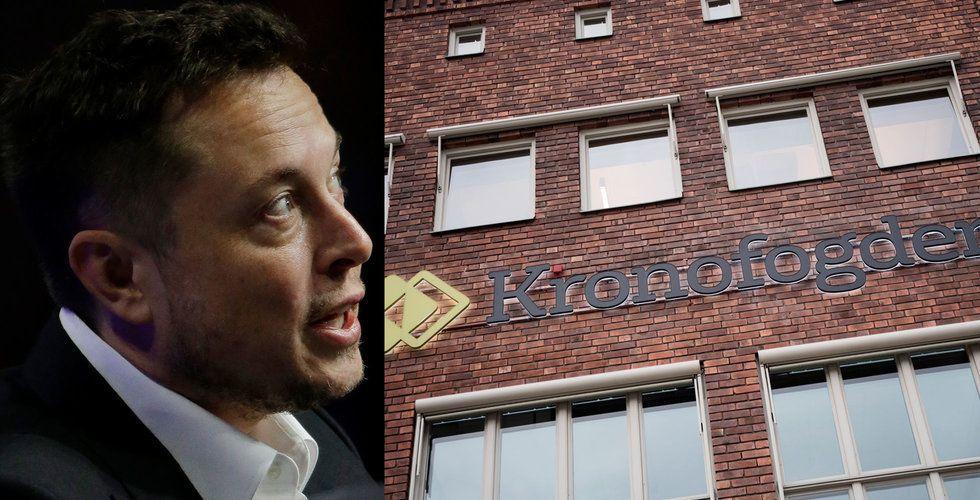 Breakit - Ont om cash Elon Musk? Tesla jagas av Kronofogden i Sverige