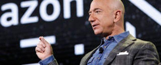 Bezos fick mobilen hackad av Saudiarabien