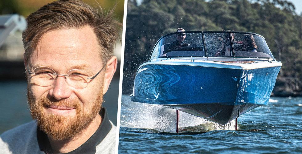 Candela tar in 80 miljoner till sina elbåtar – vill bli störst i världen