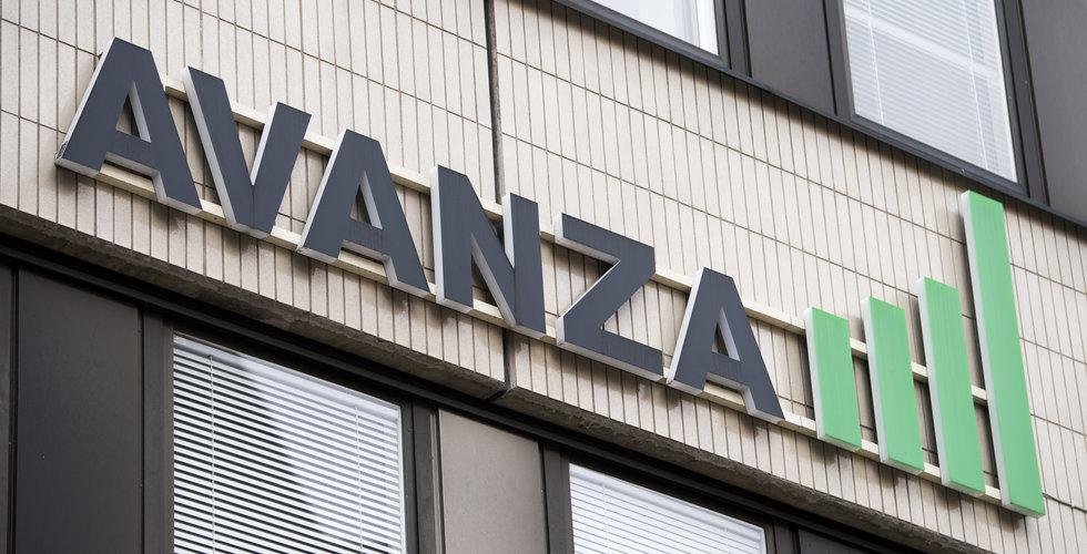 Avanza lämnar omvänd vinstvarning
