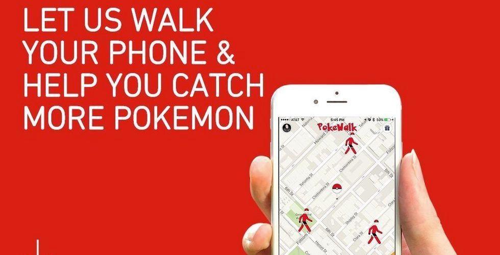 Breakit - Efter Pokémon Go: Skämtstartup vill ta betalt för att jaga åt dig