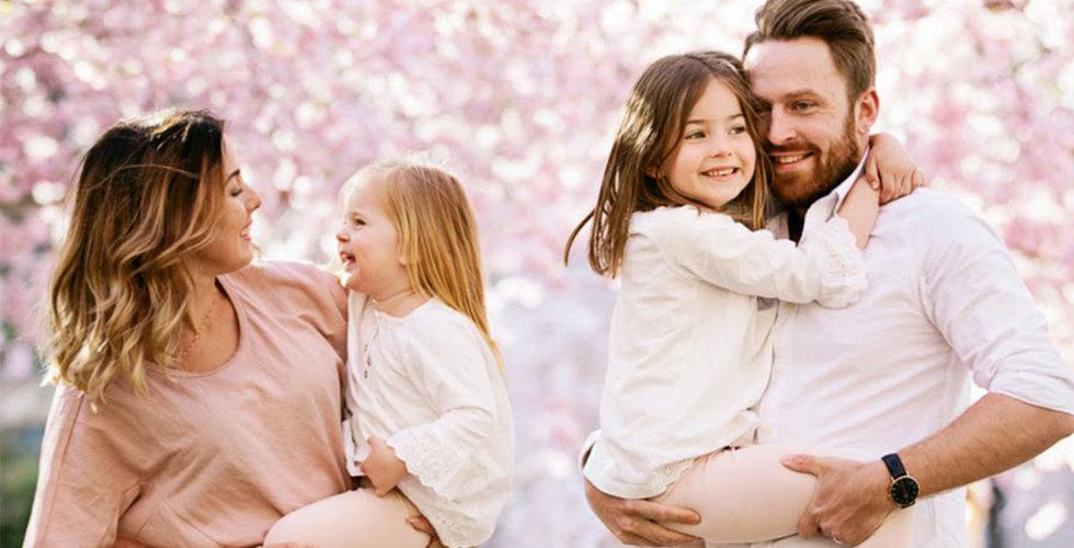 Jätteras för familjen Reinhold – efter Youtubes krishantering