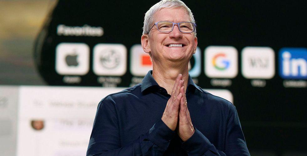 Apple uppges ha brist på chip för Iphone 12