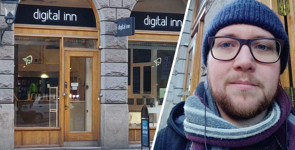 Slut på Apple-prylar hos Digital Inn – Breakit gick undercover