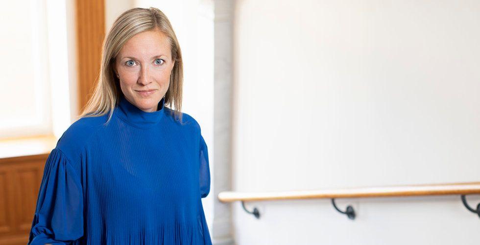 Efter miljardrundan – Sara Börsvik ska ta Epidemic Sound till nya höjder