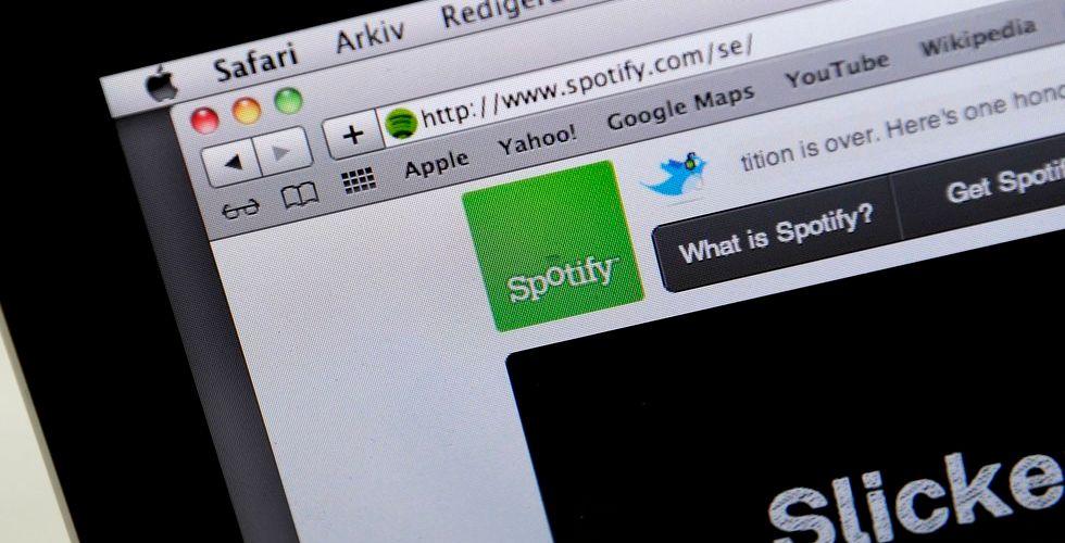 Hemlig handel i Spotify-aktier - rabatter på över 30 procent