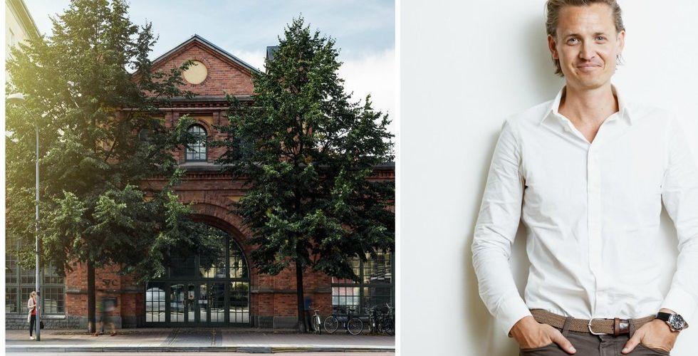 Niklas Adalberth bygger jättehubb i centrala Stockholm