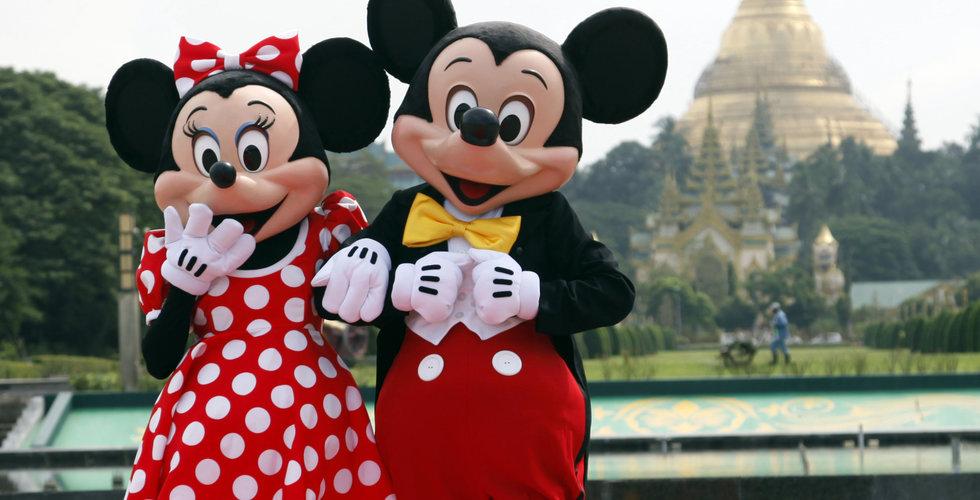 Var sjätte Netflix-kund kan byta till Disneys streamingtjänst – visar undersökning