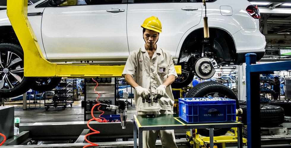 Kina uppges ha planer på att förlänga skatterabatt på elbilar