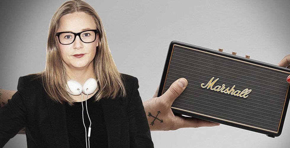 Zound industries vd Pernilla Ekman om turbulensen kring Konrad Bergström