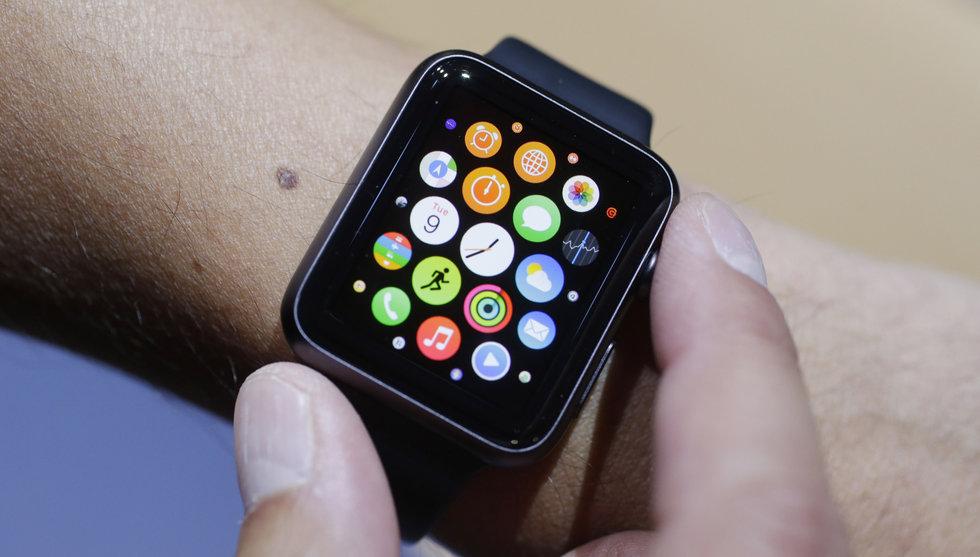 Apple Watch störs av tatueringar