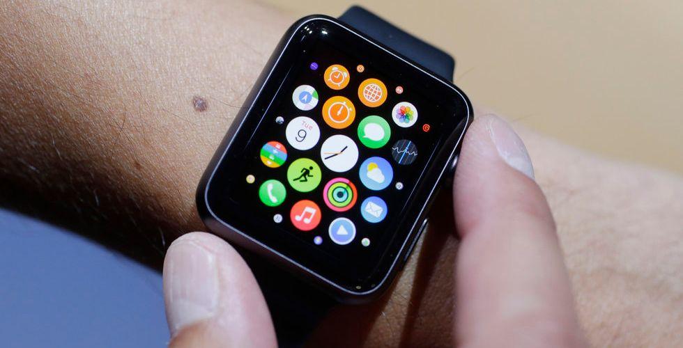 Breakit - Apple Watch störs av tatueringar