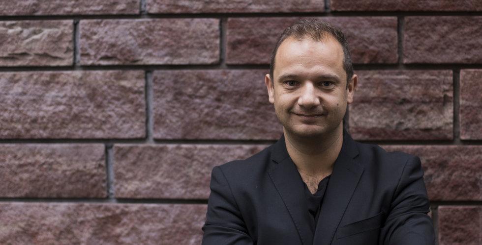 Daniel Daboczy hoppade av Fundedbyme – nu har han ett nytt jobb