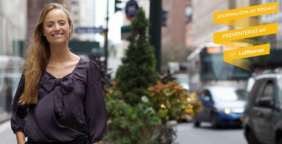 Ida Eklund flyttade till New York för att frälsa skolvärlden med Digiexams e-tentor