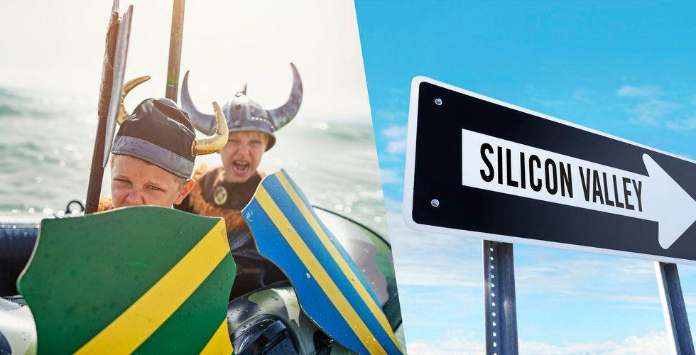 Silicon vikings tar startup-VM till Sverige – bjuder på USA-resa