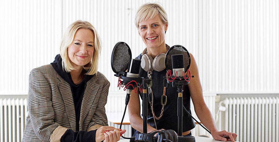 """Breakit och Acast gör podd-deal – """"Känns klockrent för oss båda"""""""