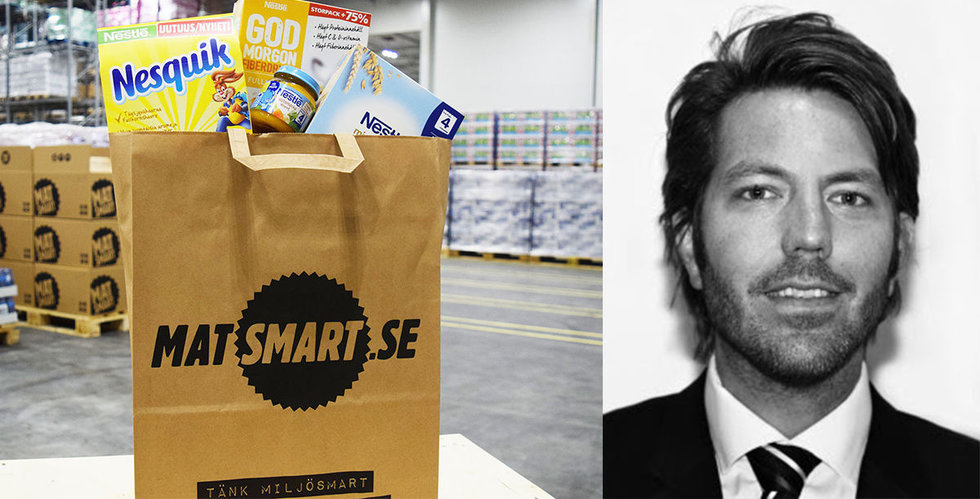 Andreas Kardell blir ny teknikchef på Matsmart