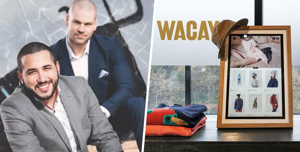 Modemärket Wacay går i konkurs