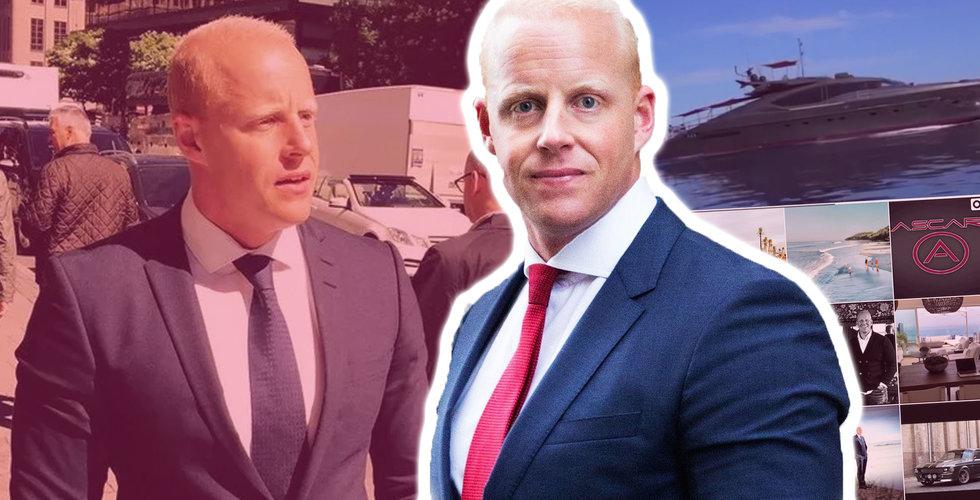 """Henrik Persson Ekdahl säljer lyxbåten för cancerforskningen: """"Kan man hjälpa så bör man hjälpa"""""""
