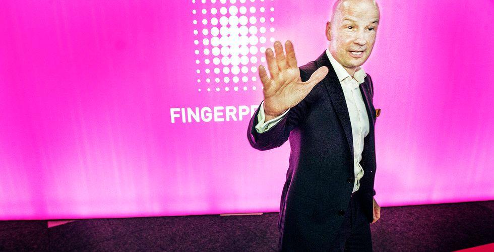 """Breakit - Fingerprints vd: """"Befinner oss i en nedåtgående trend"""""""