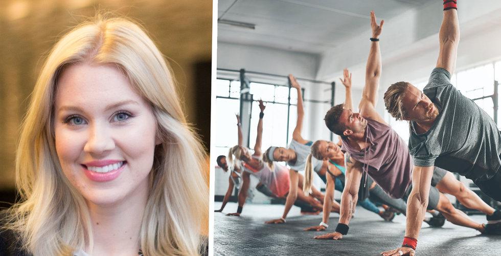 Tuff konkurrens bland gymapparna – Löwengrip omsprungen