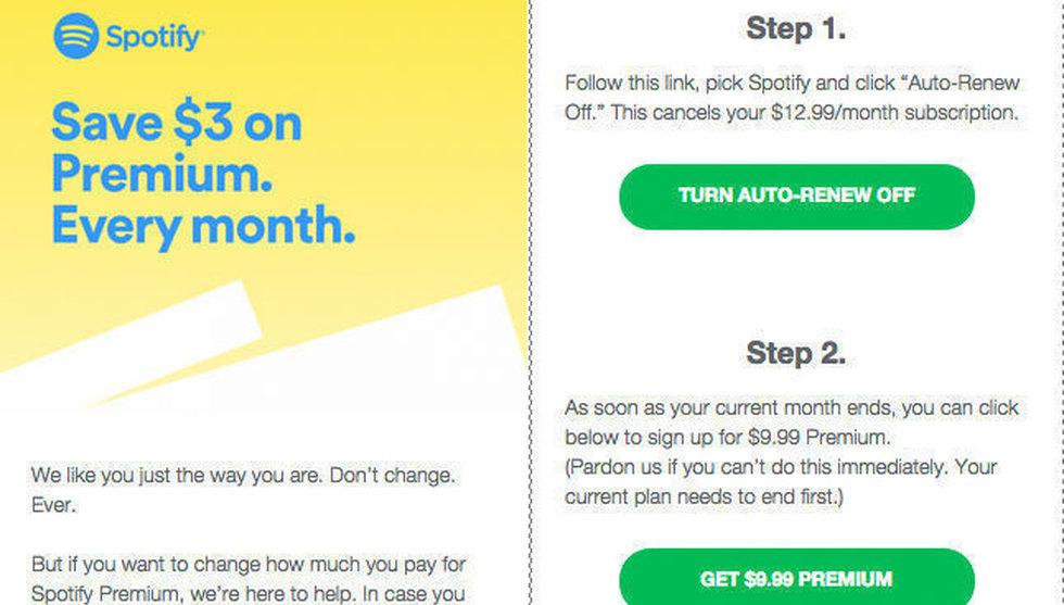 Breakit - Spotifys uppmaning till lyssnarna – undvik registrering via Apple
