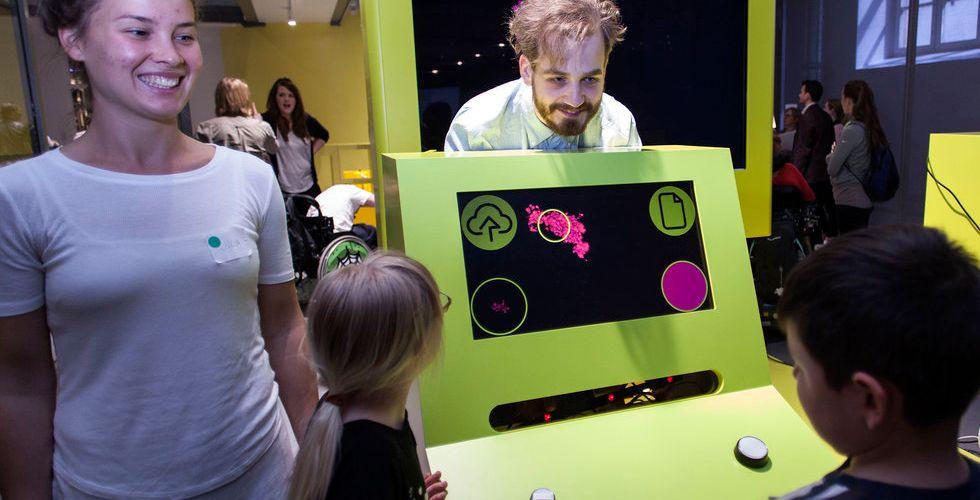 Speltillverkaren King backar upp rekordstort konstprojekt