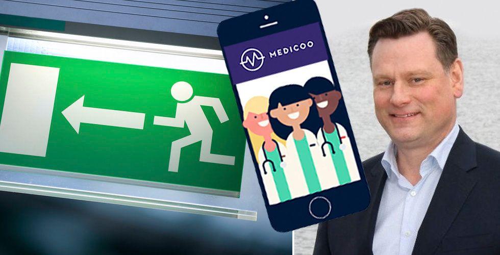 Stuvade om i hela ledningen – nu ska Medicoo ta upp kampen med nätläkarna