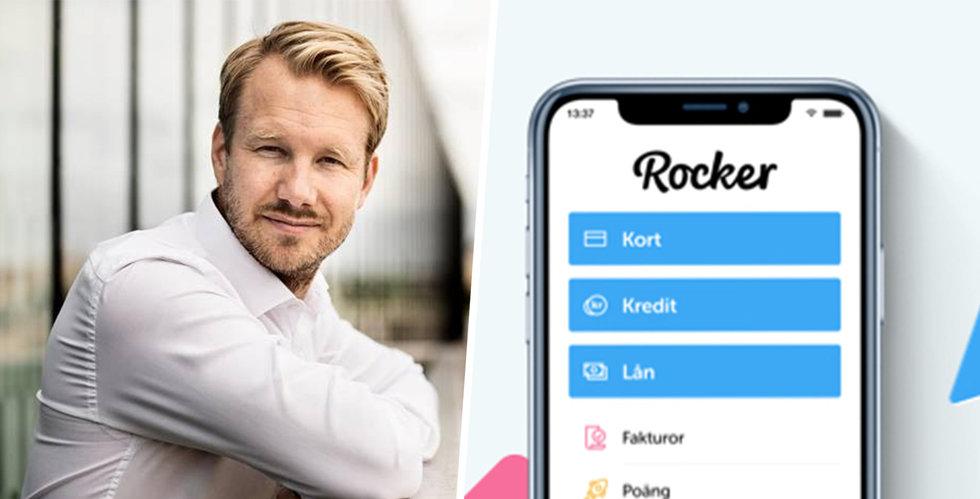Bynk byter namn till Rocker – har passerat 100 miljoner i omsättning