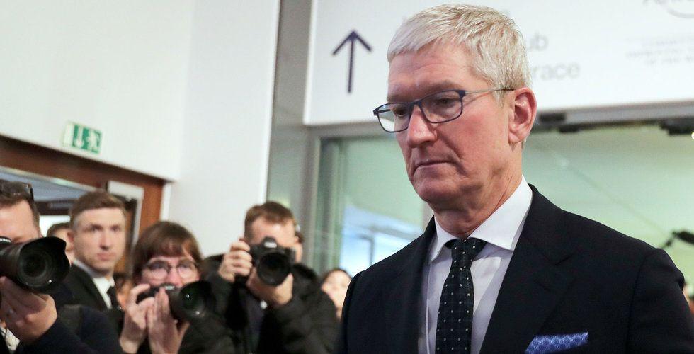 Apple får böta 100 miljoner för missledande reklam