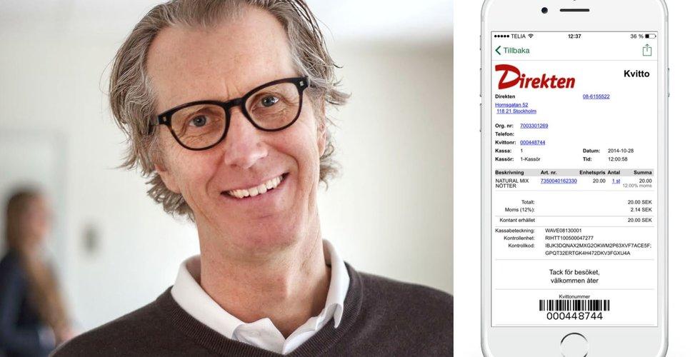 Genombrott för svenska Findity - är det nu våra kvitton blir digitala?