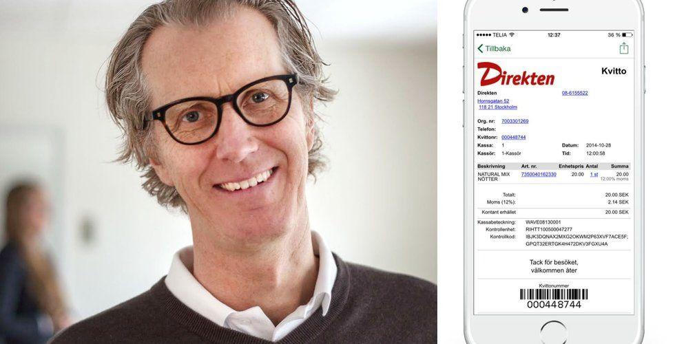 Breakit - Genombrott för svenska Findity - är det nu våra kvitton blir digitala?