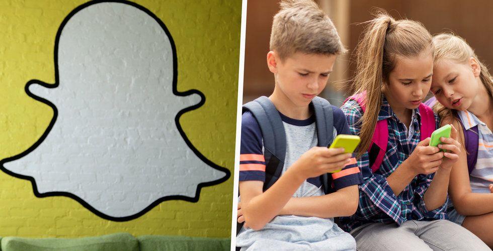 Breakit - Snapchat ska byggas om – så att fler förstår hur appen funkar