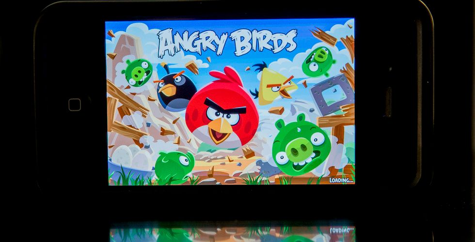 Breakit - Angry Birds-noteringen övertecknad