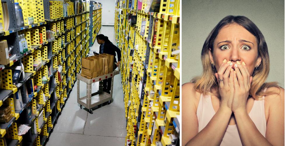 Vad händer med e-handeln när Amazon kommer till Sverige?