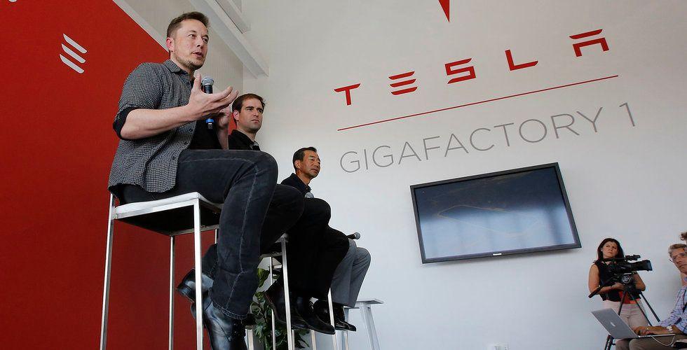 Breakit - Uppgifter: Tesla sneglar på Finland för nästa Gigafactory