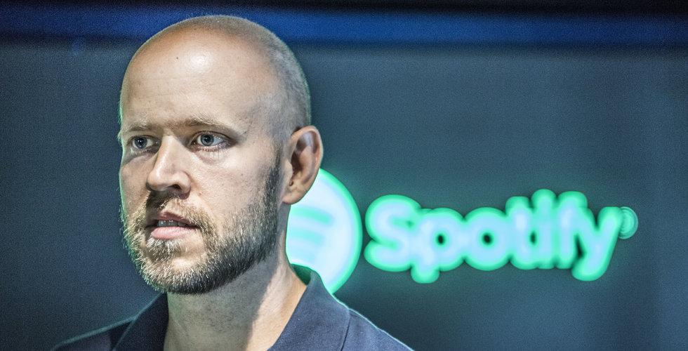 Spotify säger upp 30 personer