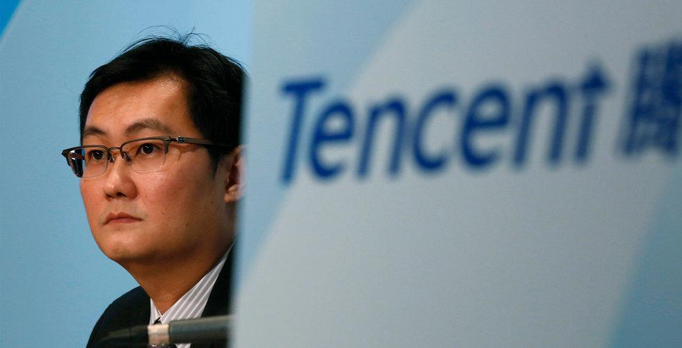 Tencent investerar i japanska spelbolaget Platinum Games