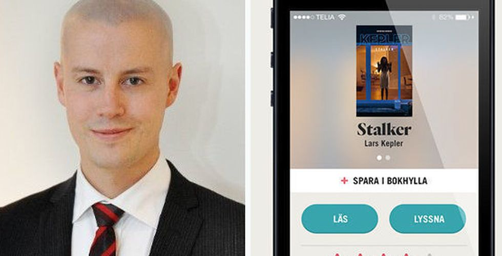 Bonnier bakom ny ljudboksapp - lanserar Storytel-rival redan i år