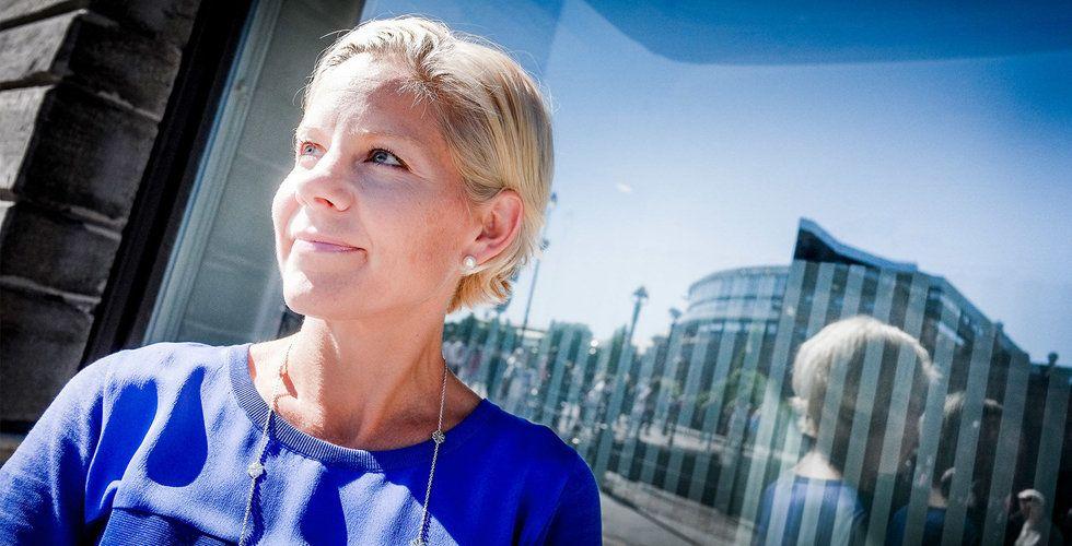 Breakit - Susanna Campbell blir styrelseordförande i e-handelsföretaget Babyshop