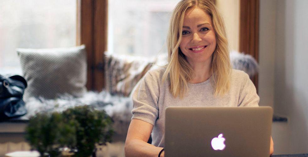 """Breakit - Linda Palmgren: """"Blev förvånad över hur lite influencers tjänade"""""""