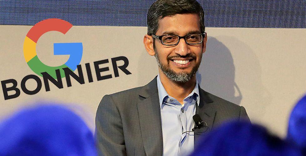 """Bonnierchef till attack mot Google i GDPR-bråket: """"Anmärkningsvärt"""""""