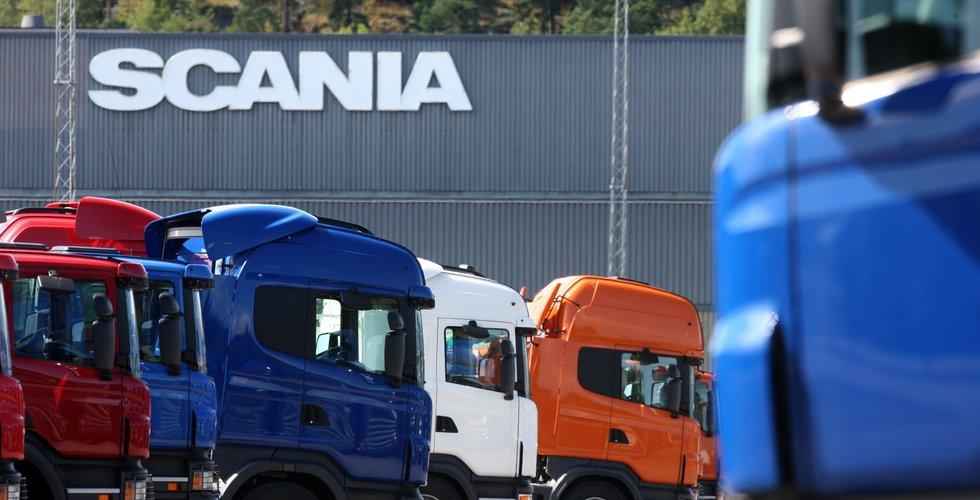 Scania investerar över en miljard i batterifabrik i Södertälje