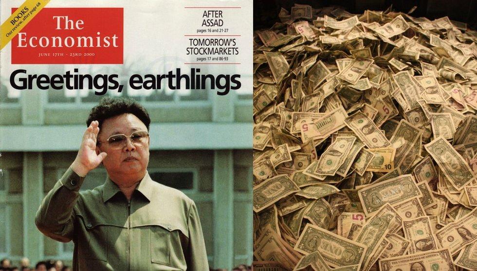 Breakit - Först Financial Times - nu är även The Economist till salu