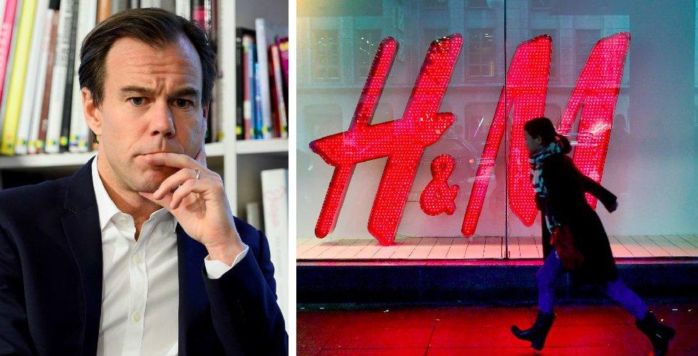Breakit - Volvo har gått om H&M i börsvärde