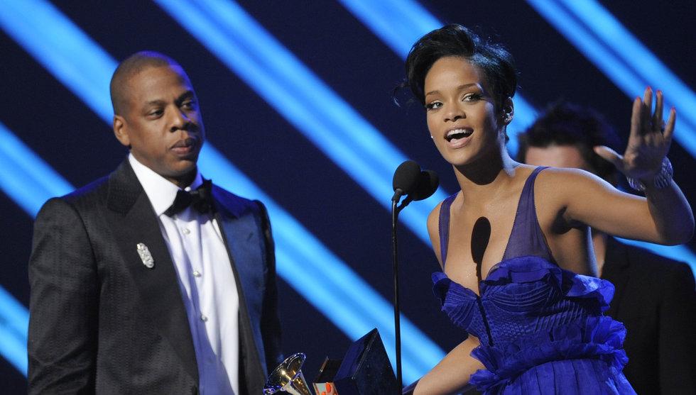Breakit - Hon hakade på Jay Z – nu flirtar Spotify med Rihanna i ny kampanj