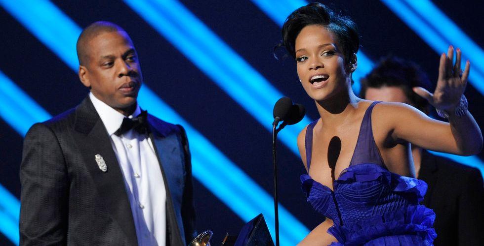 Hon hakade på Jay Z – nu flirtar Spotify med Rihanna i ny kampanj